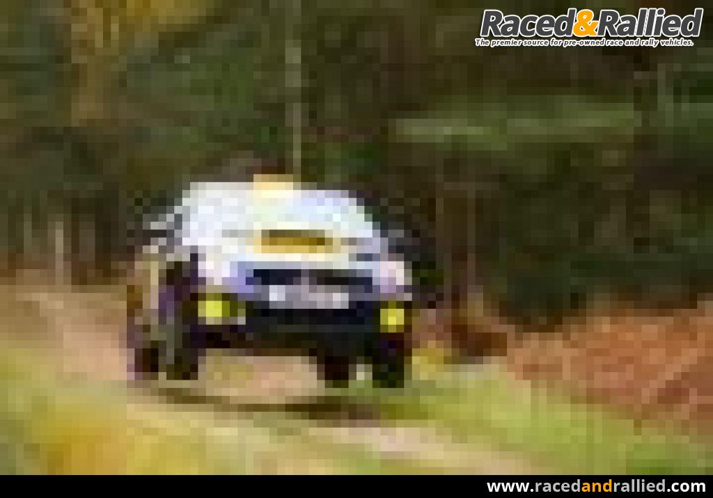 Rally Car Hire Subaru Impreza Rally Cars For Sale At Raced