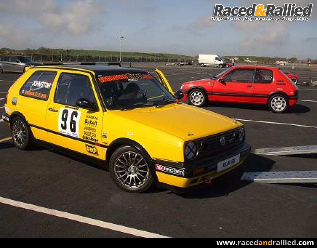 Vw Mk  Race Car For Sale
