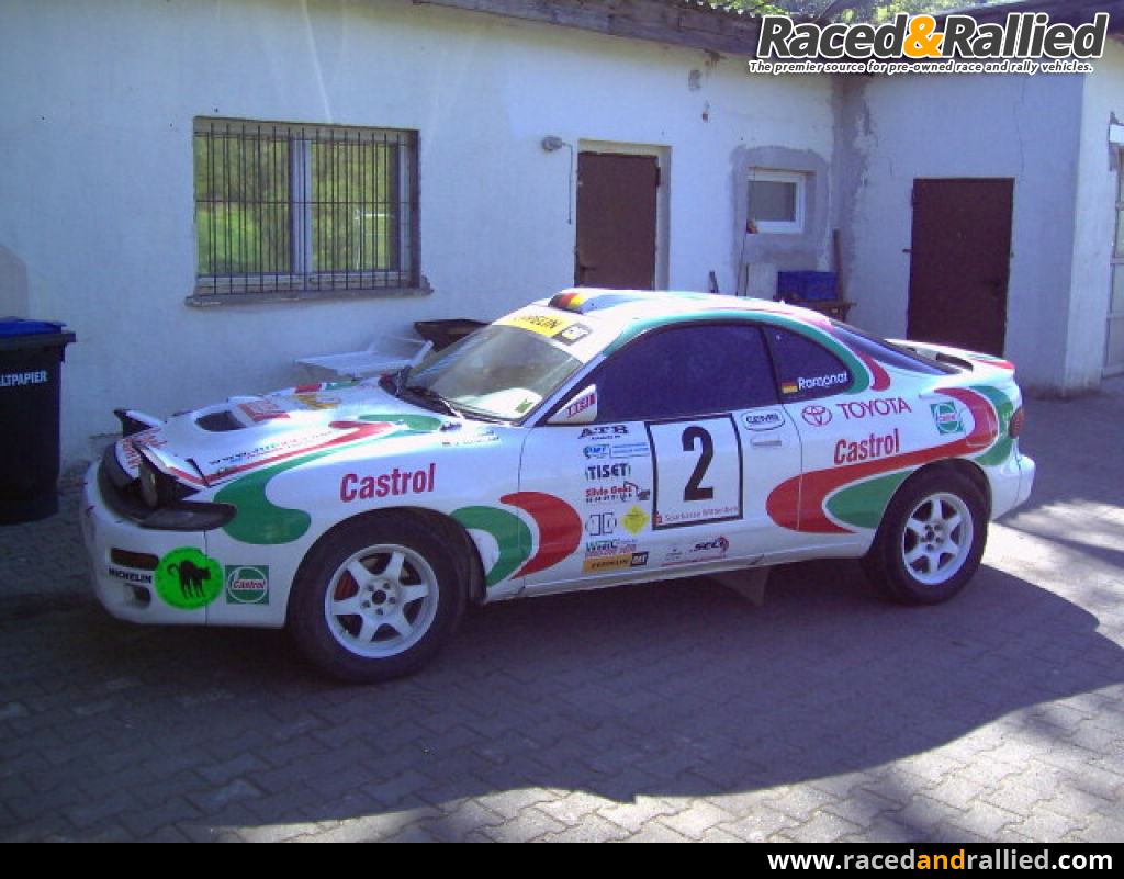 Toyota ST 185 Grup.H, in Gravel spec. | Rally Cars for sale at ...