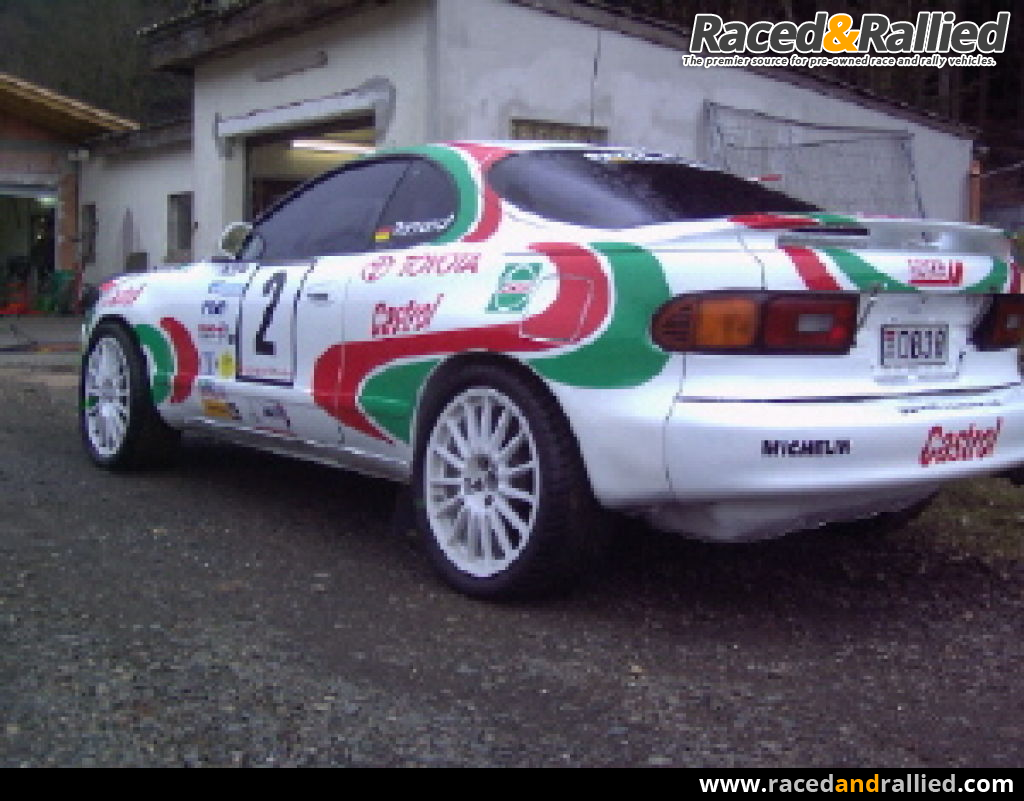 Toyota ST 185 Grup.H, in Gravel spec. | Rally Cars for sale at Raced ...