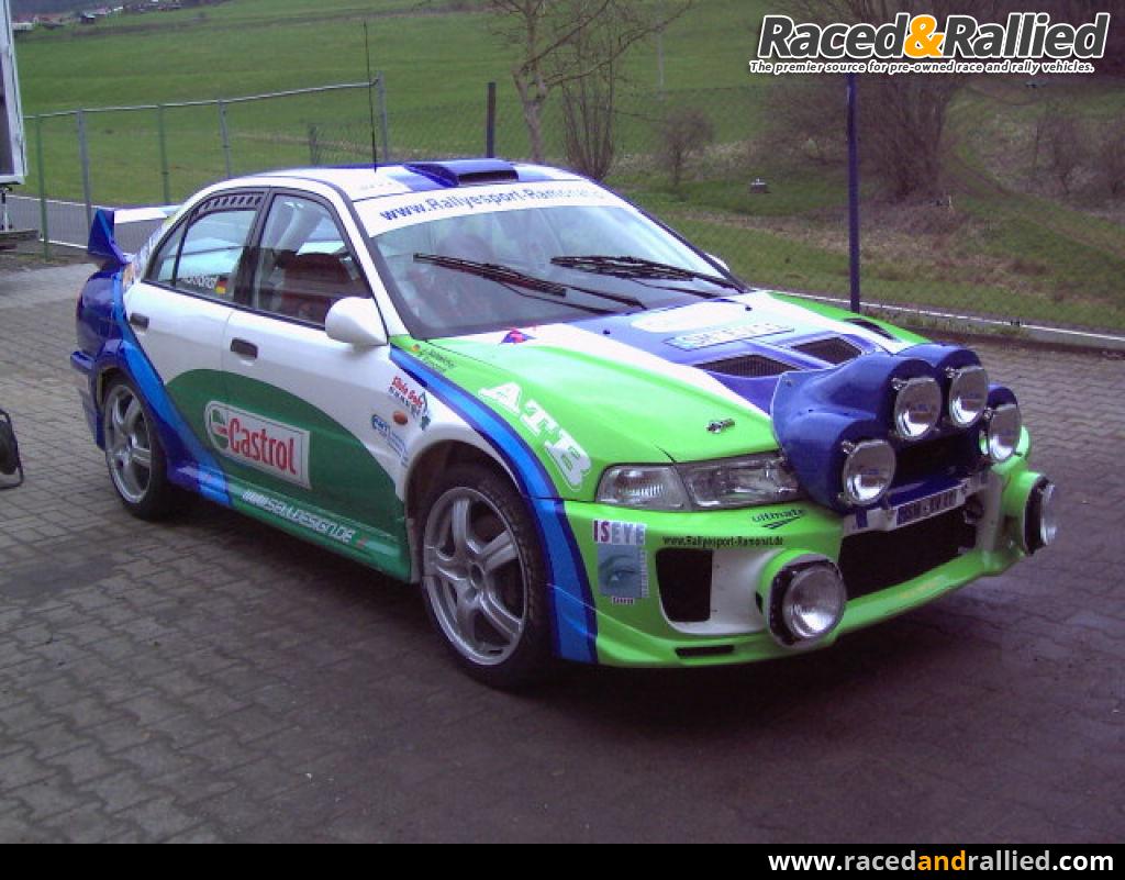 Mitsubishi Carisma Evolution 5 Rally Cars For Sale At