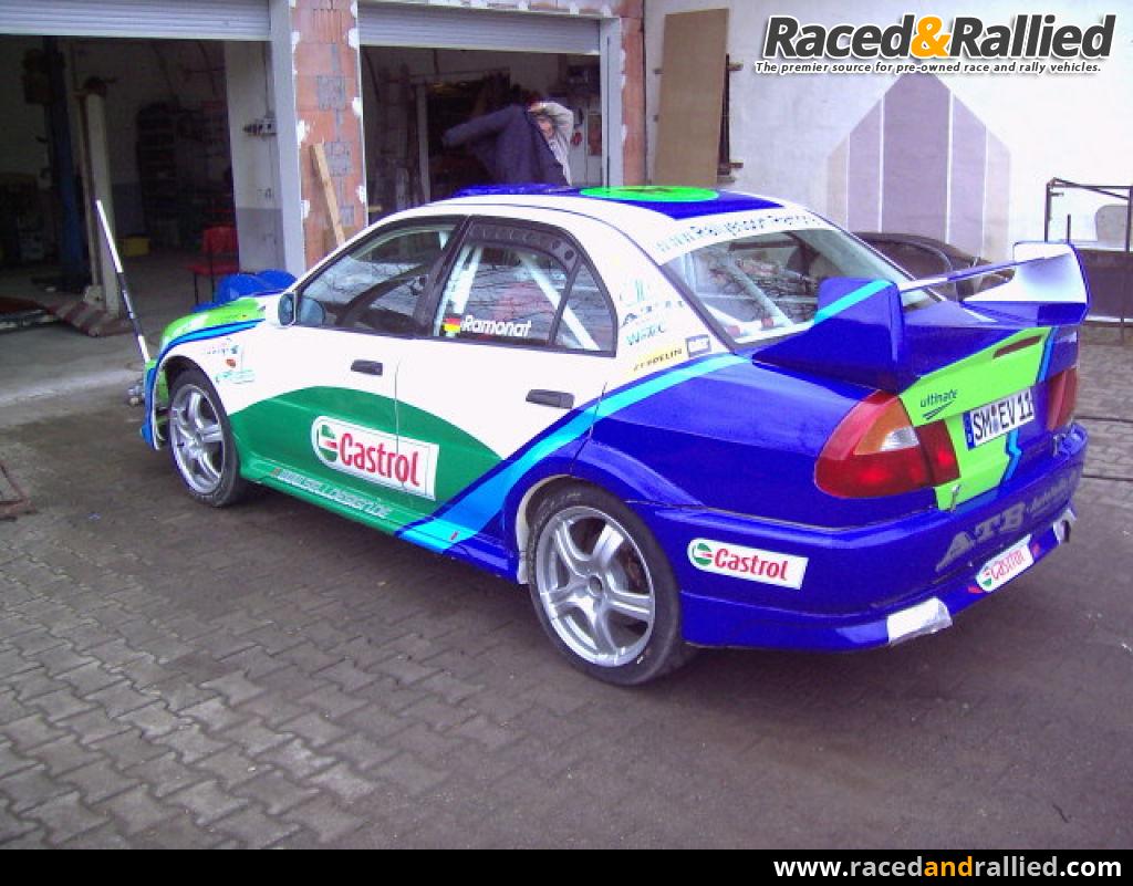 Mitsubishi Carisma Evolution 5 | Rally Cars for sale at Raced ...