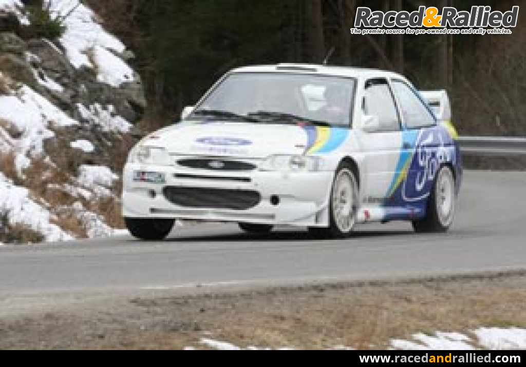 Ford Escort WRC | Rally Cars for sale at Raced & Rallied | rally ...