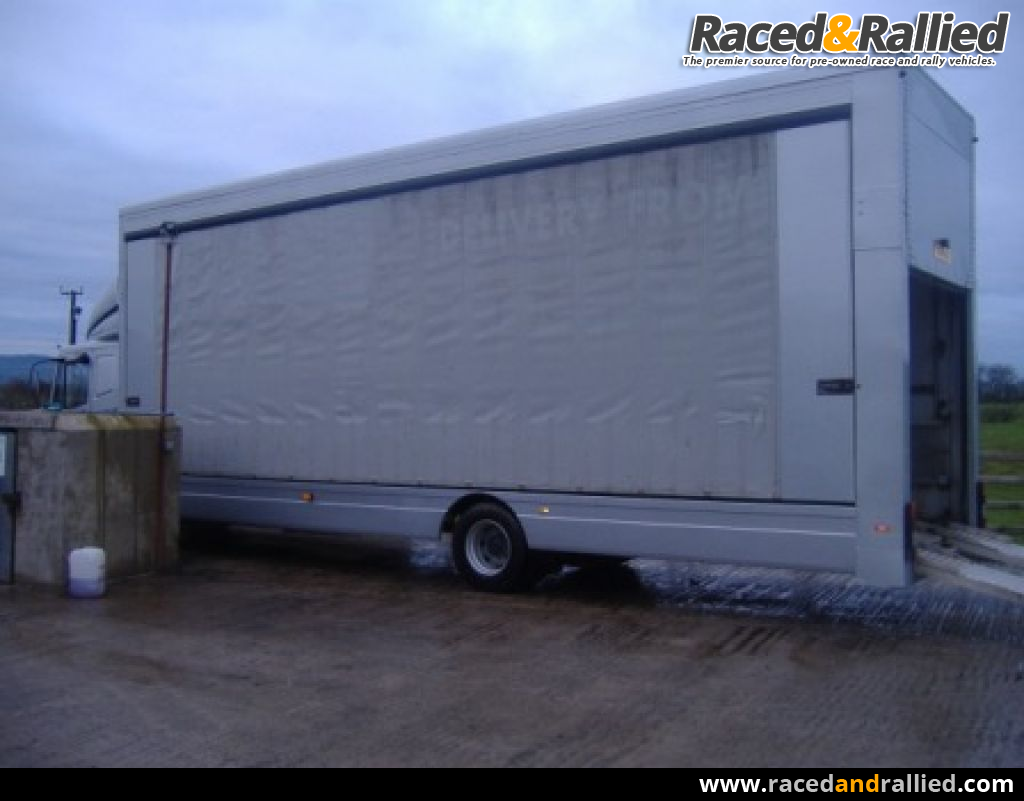 Three Car Transporter | Trailers & Transporters for sale at Raced ...