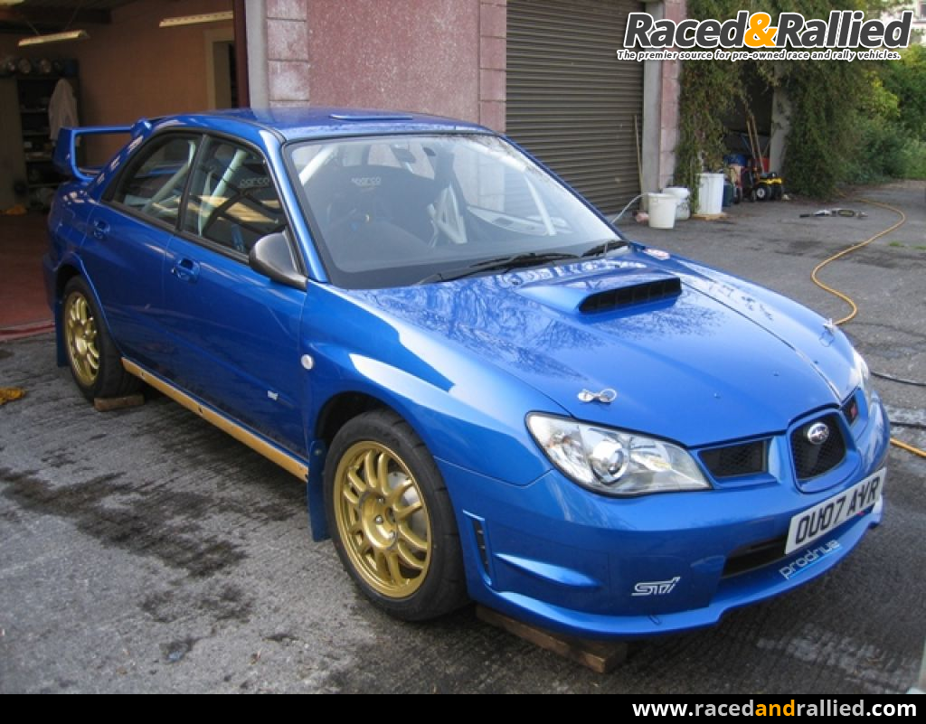 Subaru Impreza N12B GpN | Rally Cars for sale at Raced & Rallied ...
