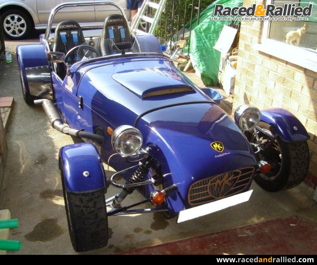 MK INDY-BLADE- 900cc FIREBLADE-2002-Kit Car-Not Q Plate
