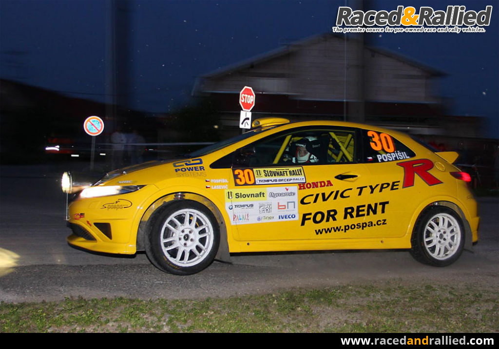 HONDA Civic Type R - R3 (FN2) | Rally Cars for sale at Raced ...