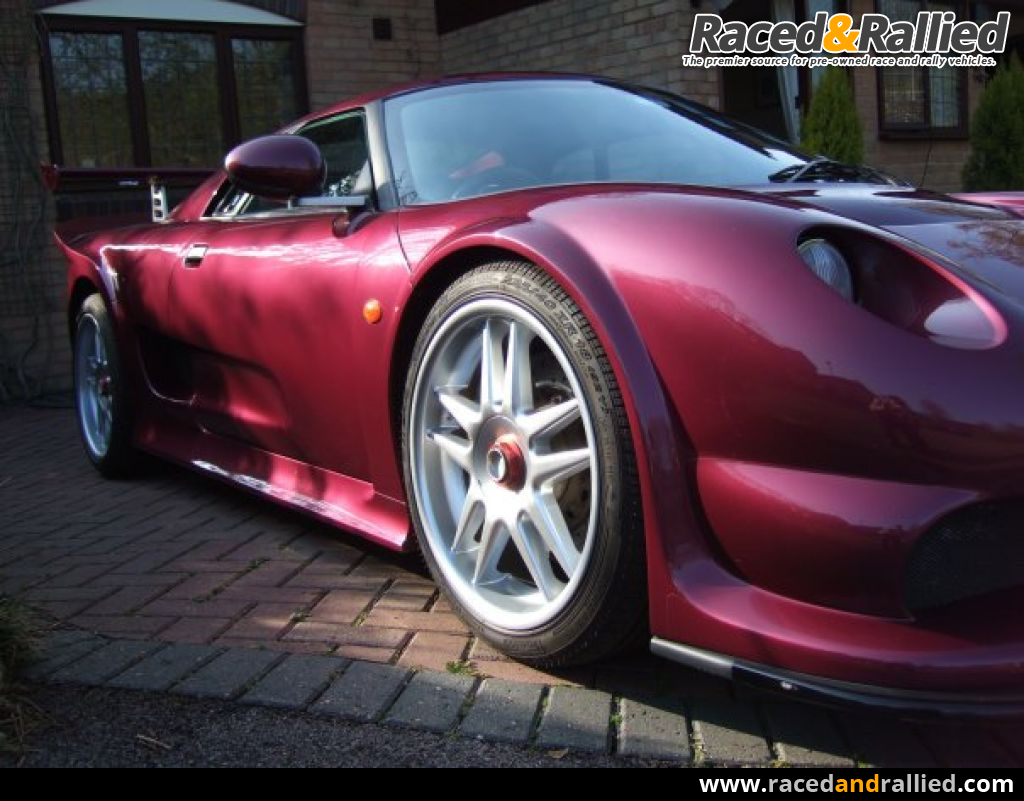 NOBLE M12 GTO (52 reg) 30000 miles | Performance & Trackday Cars for sale at Raced & Rallied ...