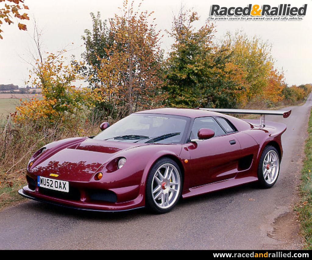 NOBLE M12 GTO (52 Reg) 30000 Miles