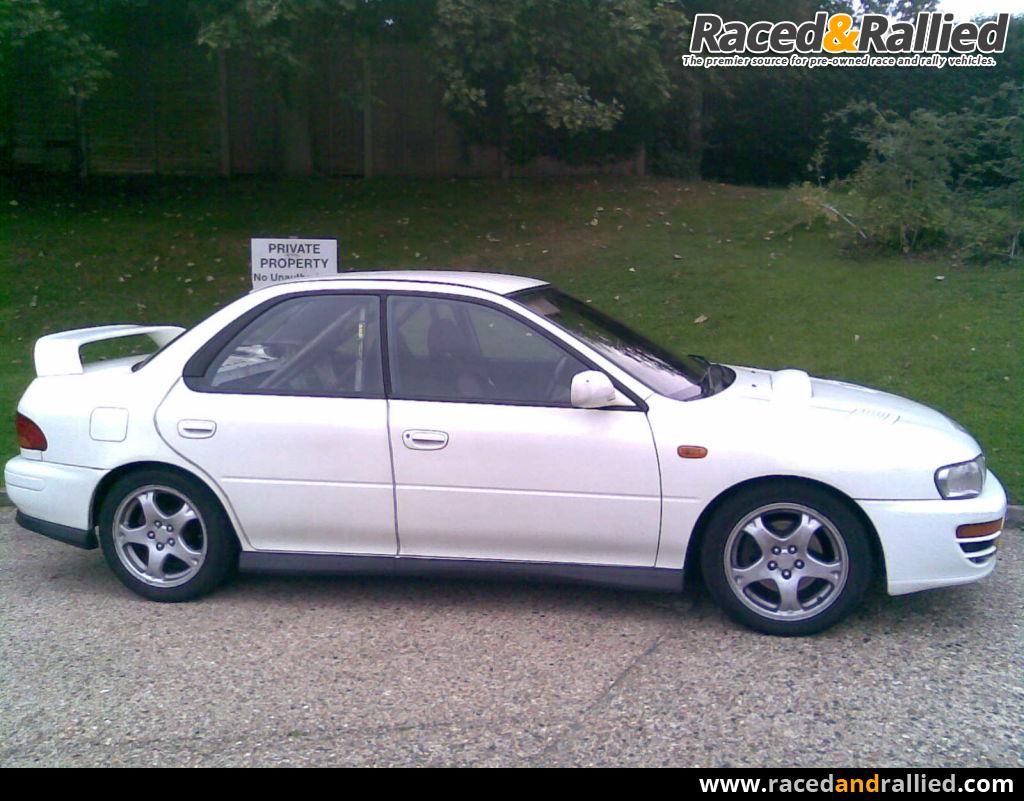 Performance Trackday Cars For Sale At: 1996 { N REG } Subaru Impreza WRX STI {TRACK DAY CAR ...