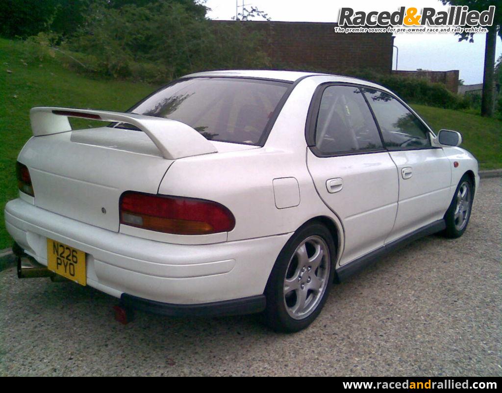 1996 { N REG } subaru impreza WRX STI {TRACK DAY CAR | Performance ...