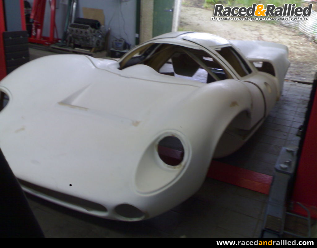 Lola T70 MK3 Coupe Replica | other kit cars for sale at Raced ...