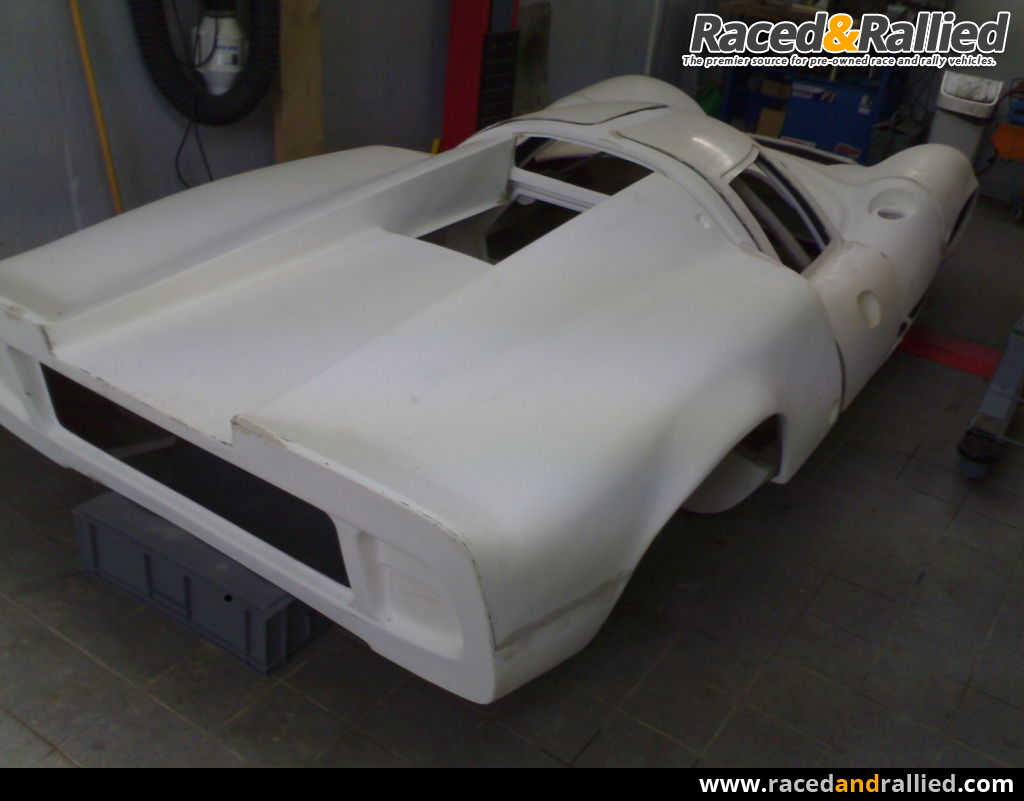 Lola T70 MK3 Coupe Replica | other kit cars for sale at ...