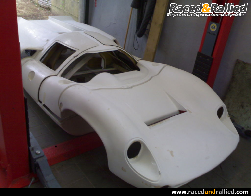 Lola T70 MK3 Coupe Replica with Original Parts | Race Cars for ...
