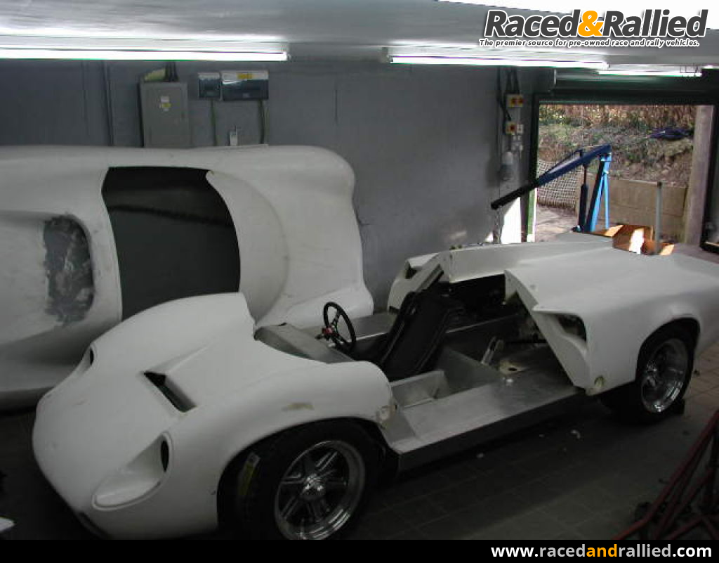 Lola T70 MK3 Coupe Replica with Original Parts | Race Cars ...