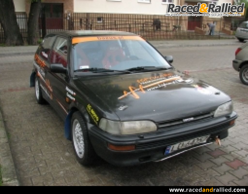 Toyota Corolla GTI | Rally Cars for sale at Raced & Rallied | rally ...