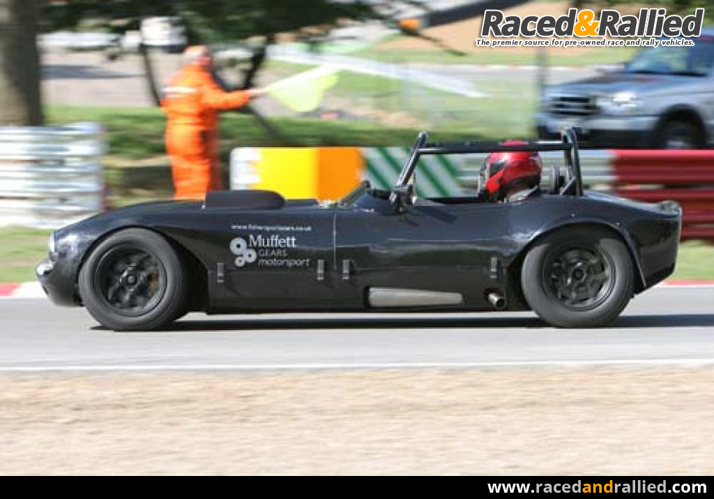 Fury Hayabusa Track Day / Race Car | Bike engined kit cars for sale ...