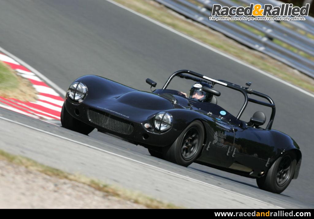 Fury Hayabusa Track Day / Race Car | Bike engined kit cars