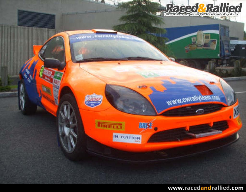 Puma Super 1600 - Ex-Works Car - Quick Sale | Rally Cars for sale ...