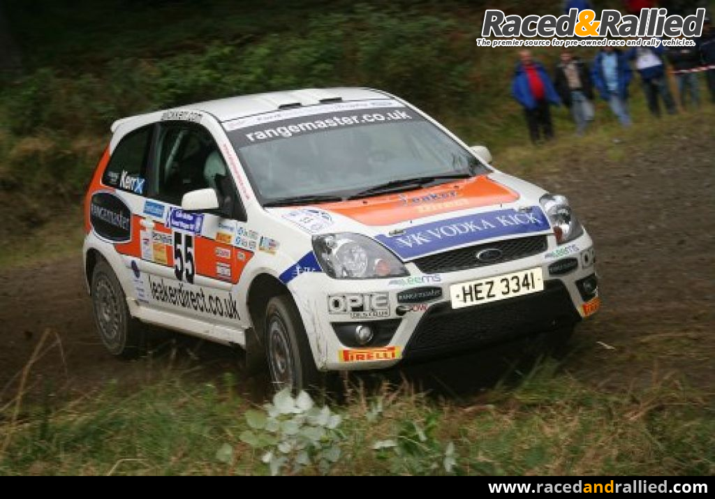 Alick Kerr's LHD Fiesta ST HEZ 3341 | Rally Cars for sale at ...