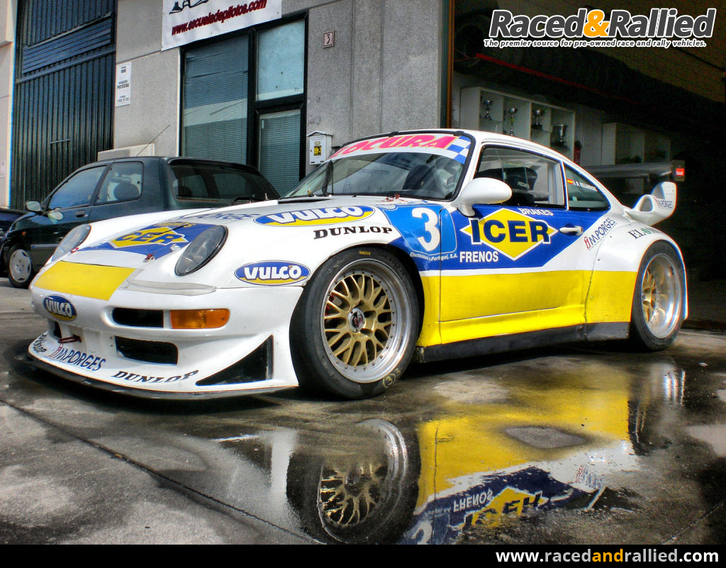 Porsche GT2 EVO | Race Cars for sale at Raced & Rallied | rally cars ...
