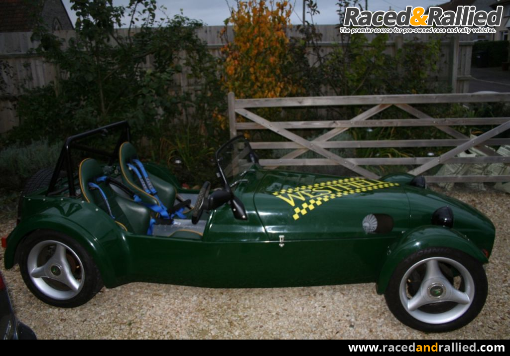 Westfield SEiW Vauxhall 2 0ltr  16V   Westfields for sale at Raced