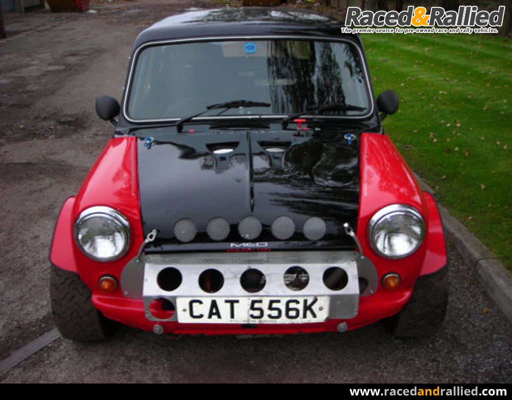 Z Cars R1 Mini Rally car | Rally Cars for sale at Raced & Rallied ...