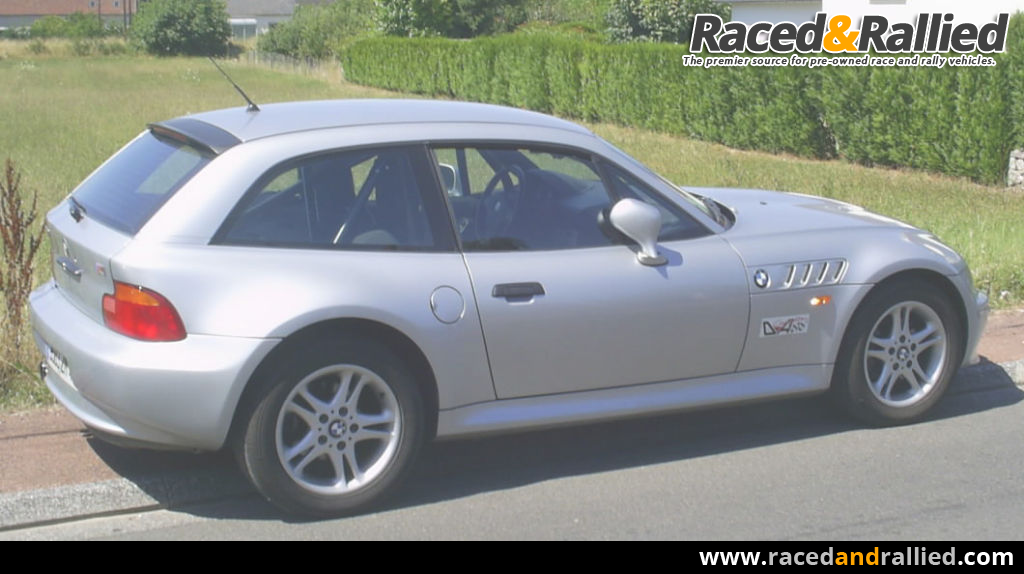 Bmw Z3 Coup 233 2 8 Gt De S 233 Rie 1998 Rally Cars For Sale At