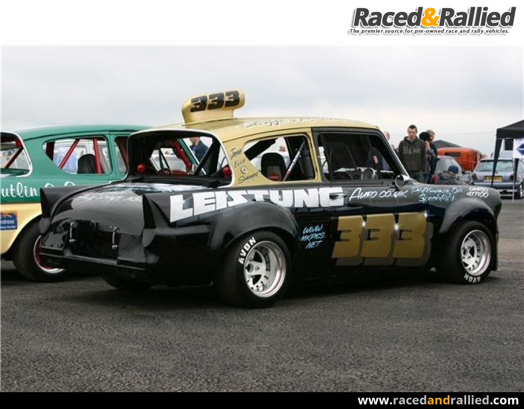 Ford Anglia Race Cars For Sale