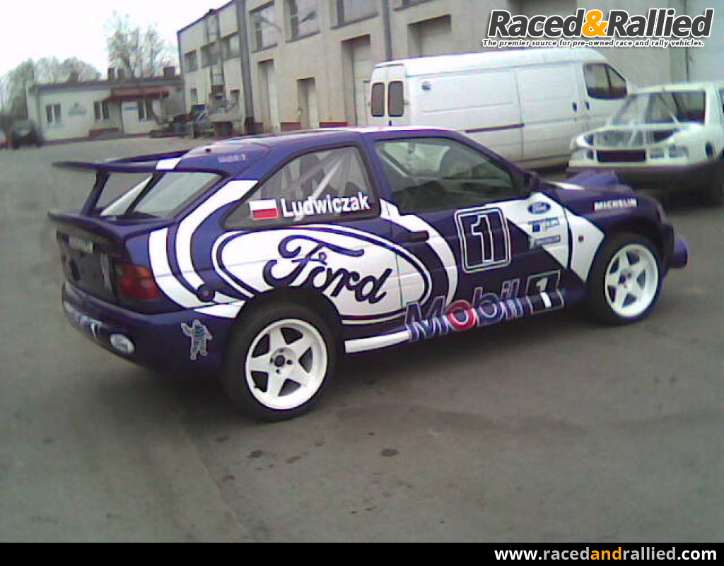 FORD ESCORT COSWORTH | Rally Cars for sale at Raced & Rallied ...