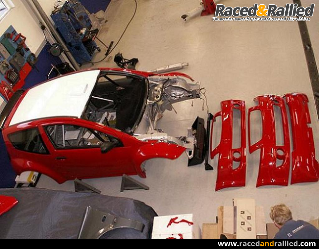 Citroen C2 S1600 | Rally Cars for sale at Raced & Rallied ...