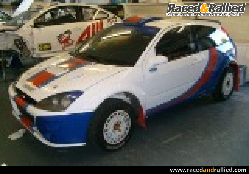 Ford Focus '02 WRC | Rally Cars for sale at Raced & Rallied ...