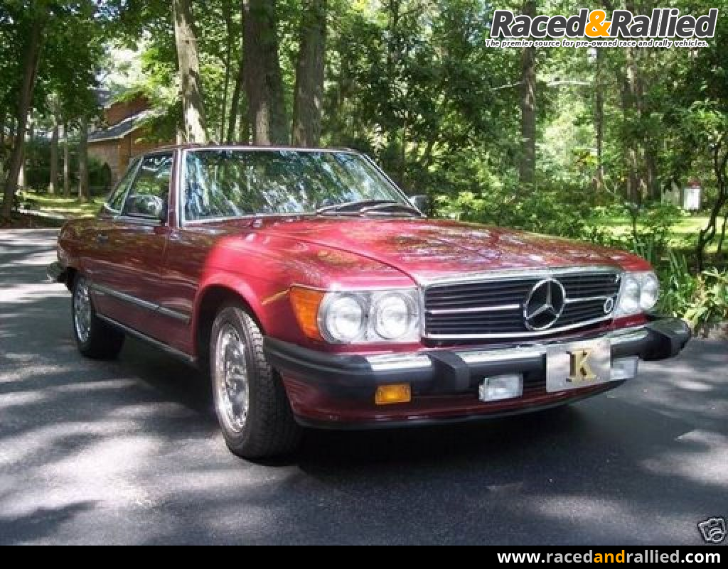 Mercedes Benz 1989 560SL Only | Classic & Vintage cars for sale at ...