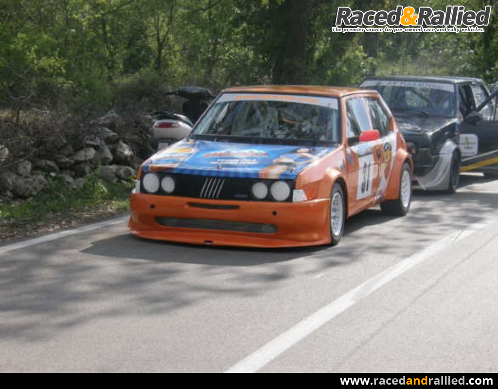Fiat Ritmo | Race Cars for sale at Raced & Rallied | rally cars for ...