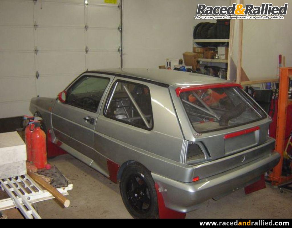 1989 Rallye Golf G60 Kit Car | Rally Cars for sale at Raced ...