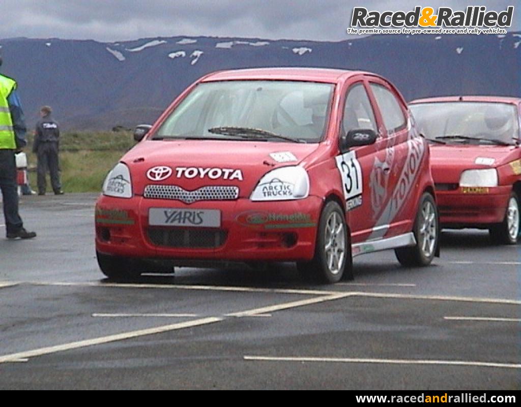 Toyota Yaris T-sport Rallycross | Race Cars for sale at Raced ...