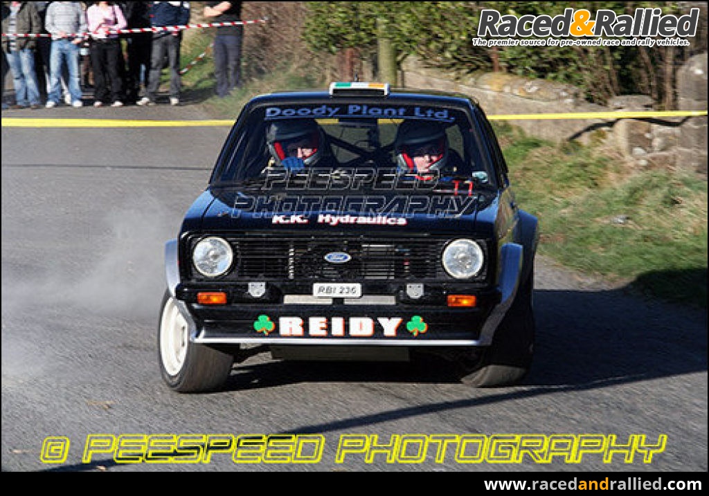 ford escort mark 2 | Rally Cars for sale at Raced & Rallied ...