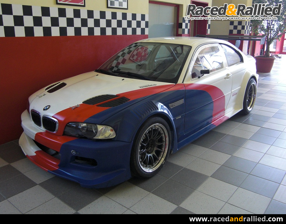 BMW M3 E46 GT 24h SPECIAL - NEW!!! | Race Cars for sale at ...