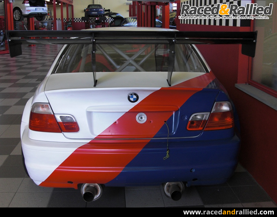 BMW M3 E46 GT 24h SPECIAL - NEW!!!   Race Cars for sale at Raced ...
