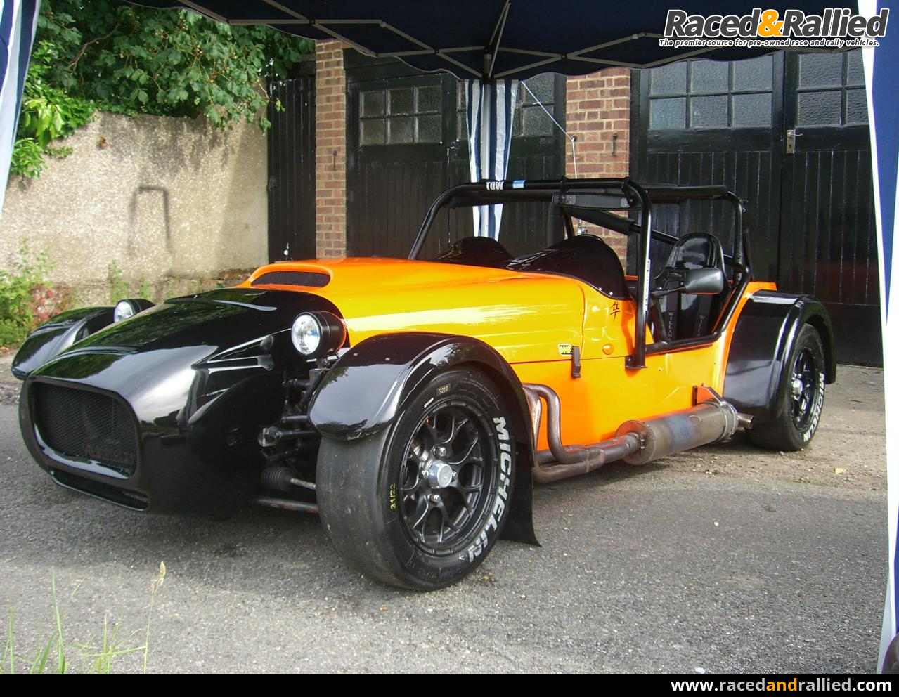 Road Legal Rally Cars For Sale
