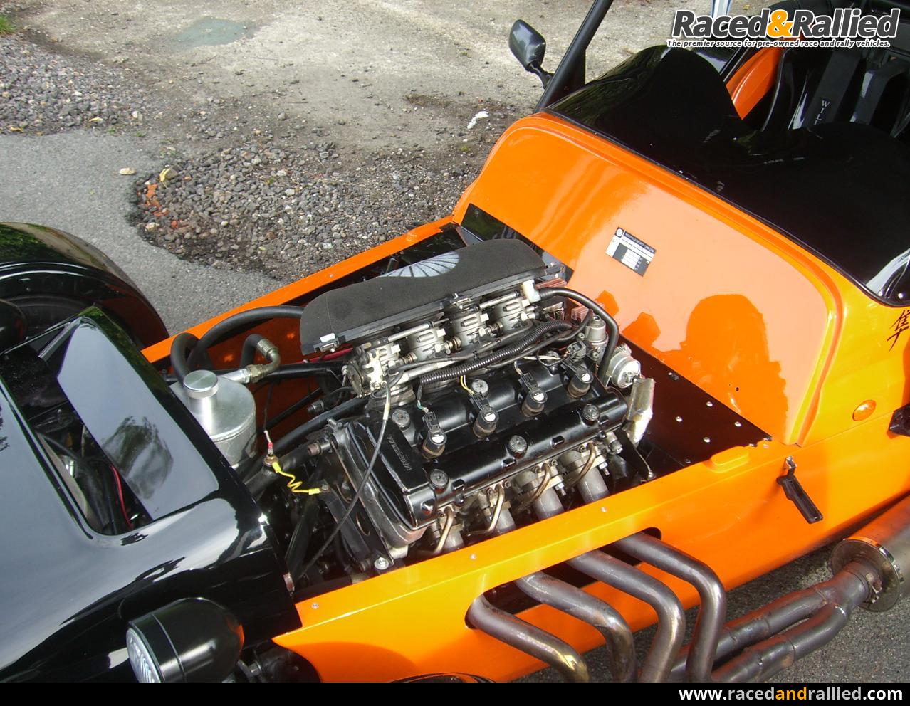Bike Engined Race Car