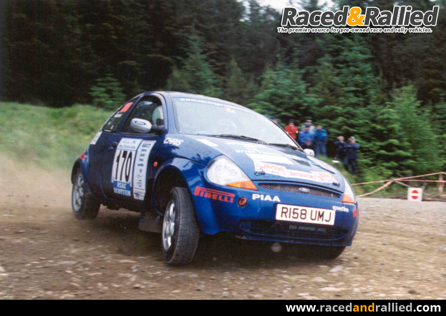 Ford Ka Group A Ex Championship