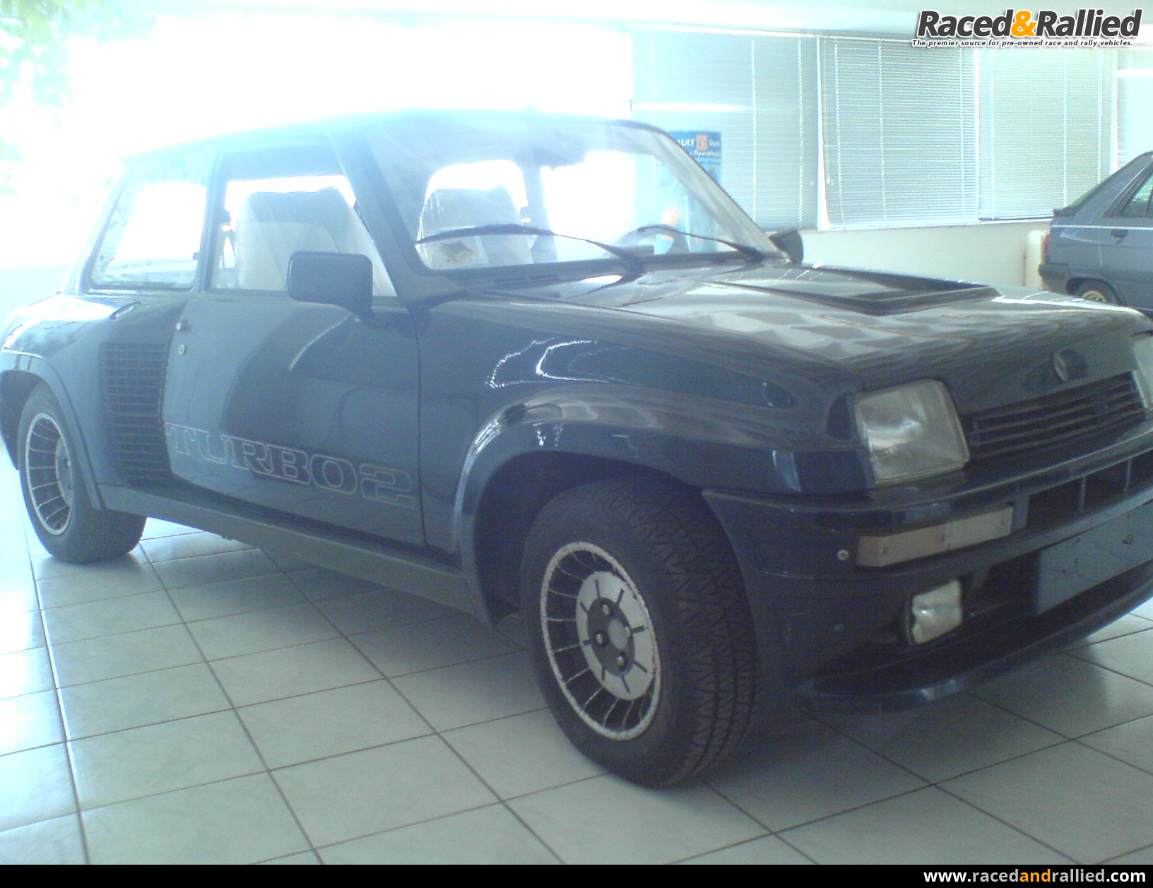 renault 5 turbo 2 race cars for sale at raced rallied rally cars for sale race cars for sale. Black Bedroom Furniture Sets. Home Design Ideas
