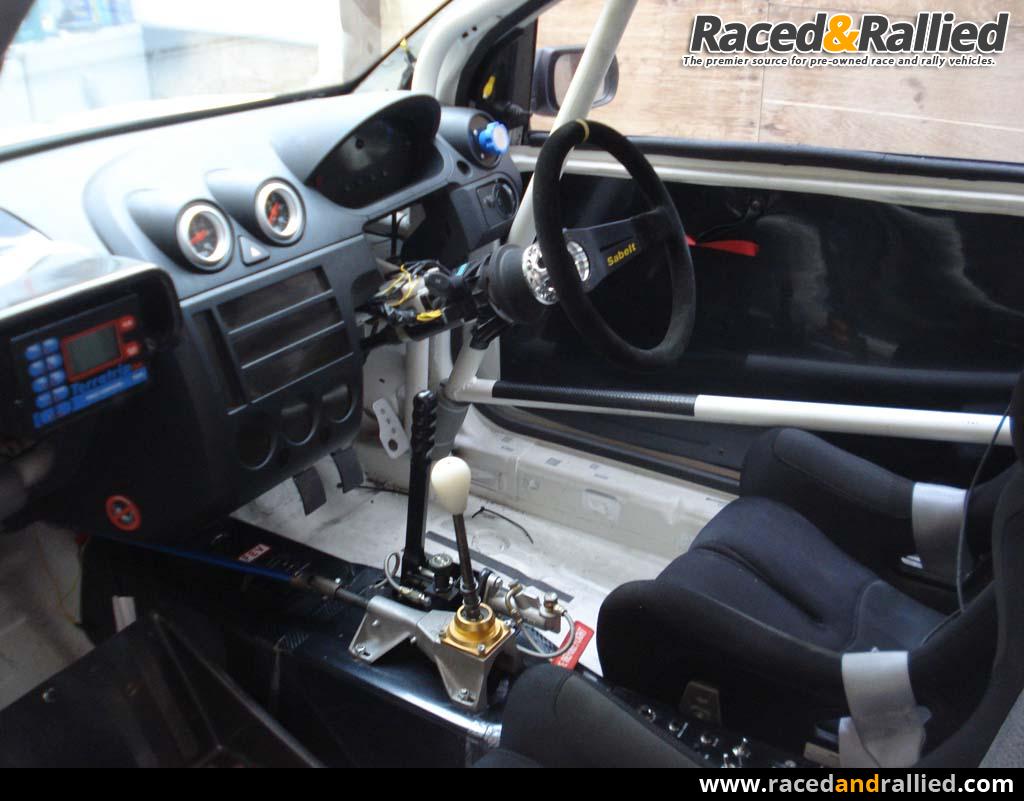 Ford Fiesta S1600 Jwrc Tarmac Spec Club Rally Car