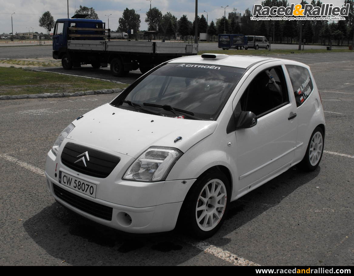 citroen c2 r2 max rally cars for sale at raced rallied rally cars for sale race cars for sale. Black Bedroom Furniture Sets. Home Design Ideas