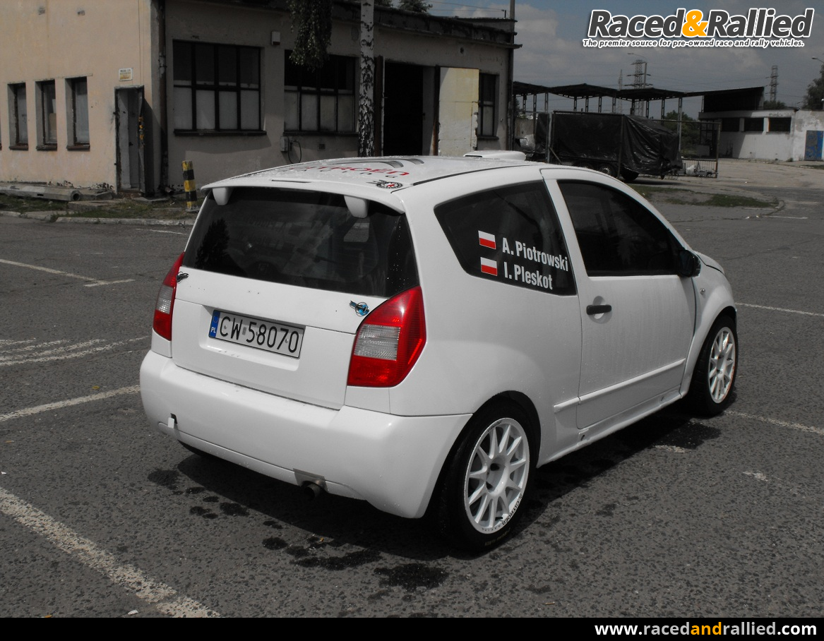 Citroen C2 R2 Max Rally Cars For Sale At Raced Amp Rallied