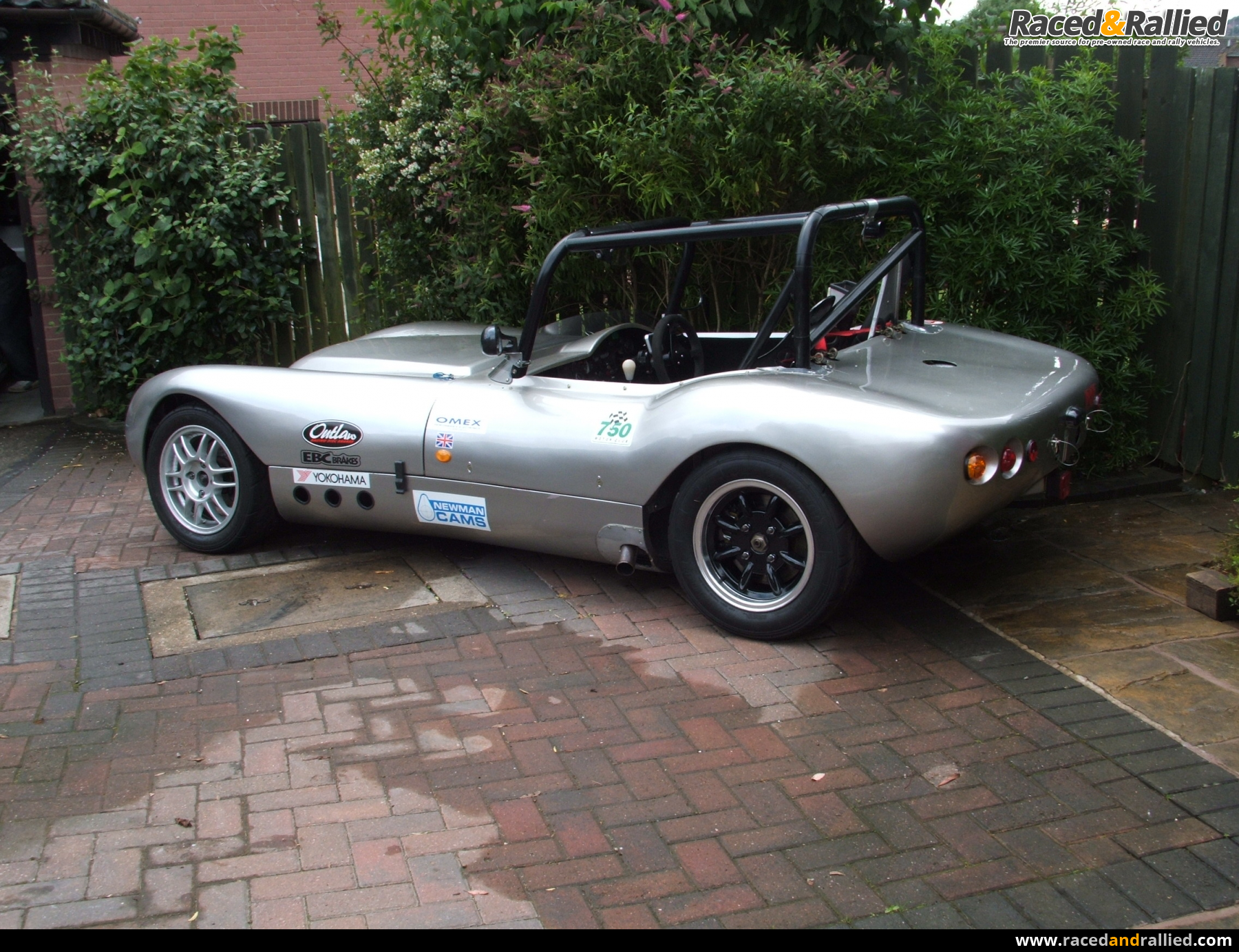 STM Phoenix | other kit cars for sale at Raced & Rallied | rally ...