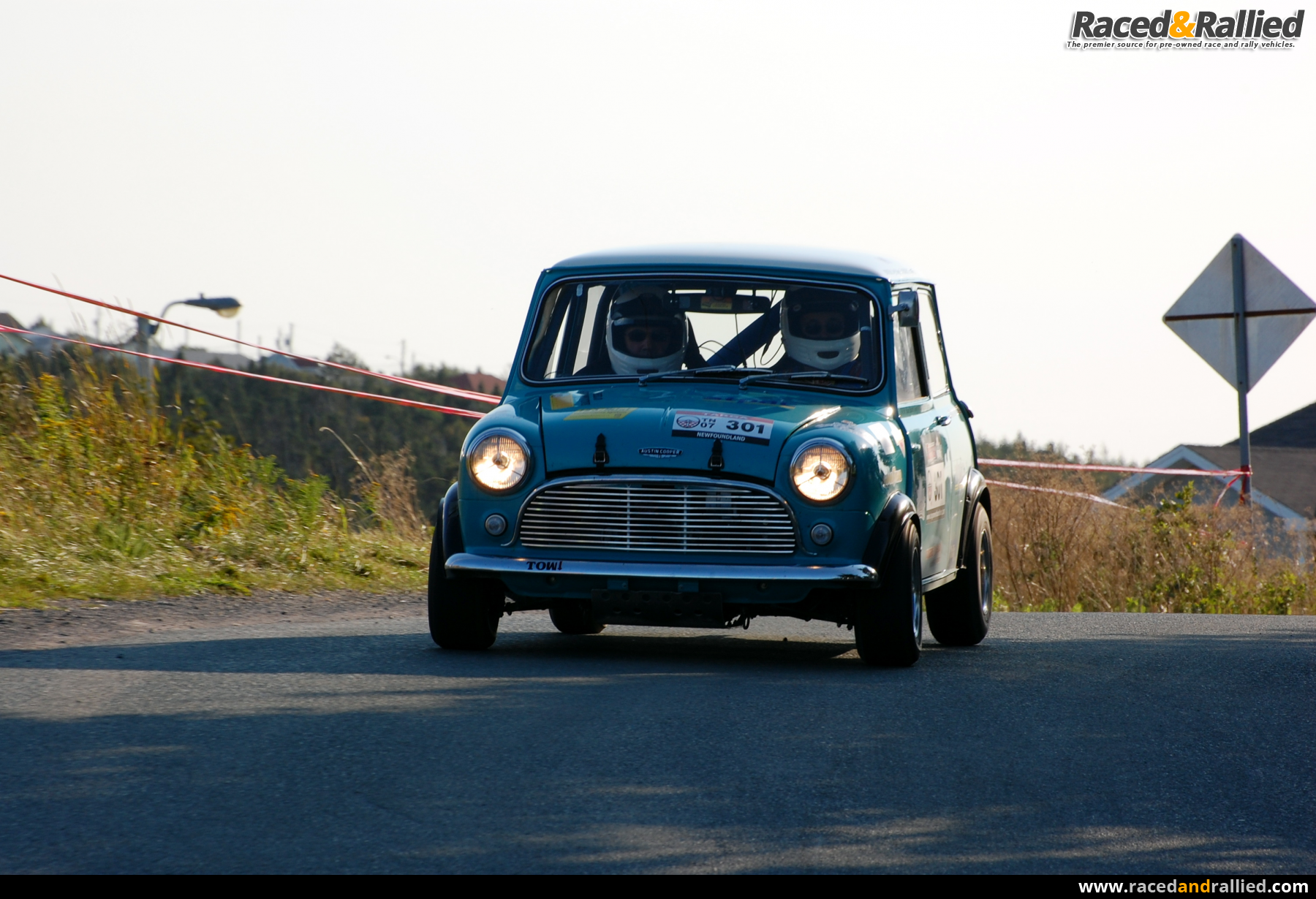 1962 Austin Mini Cooper Rally car | Rally Cars for sale at Raced ...
