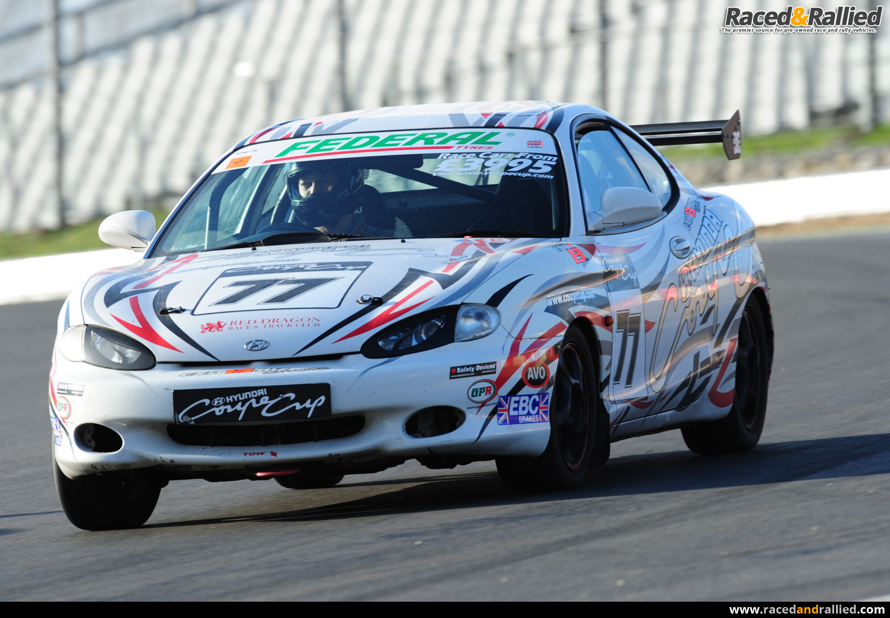 Hyundai Coupe Cup Race Cars   Race Cars for sale at Raced & Rallied ...