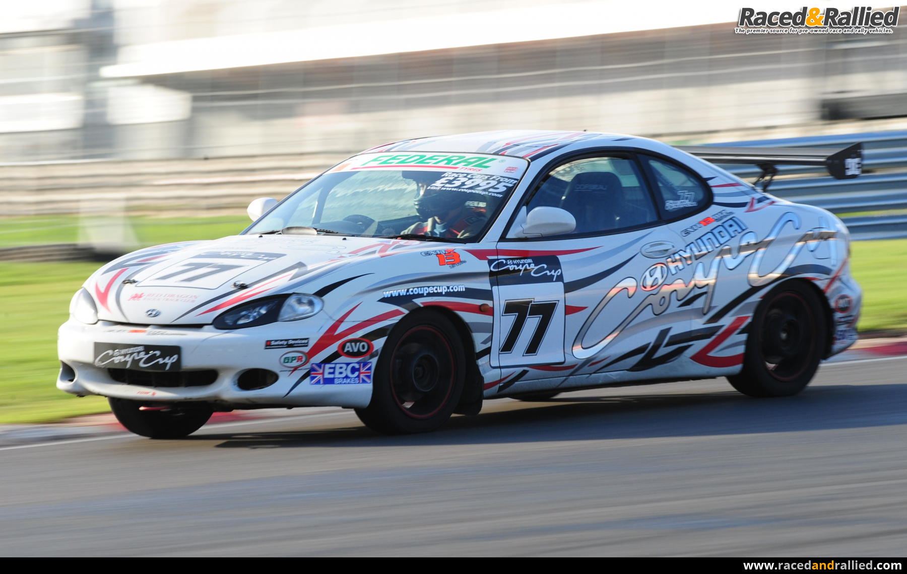 Hyundai Coupe Cup Race Cars Race Cars For Sale At Raced
